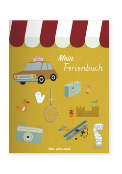Mein Ferienbuch — LIFE IS DELICIOUS