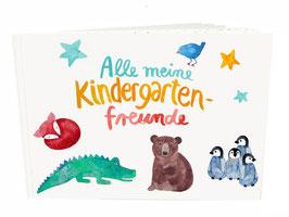 »Alle meine Kindergarten-Freunde« - Frau Ottilie
