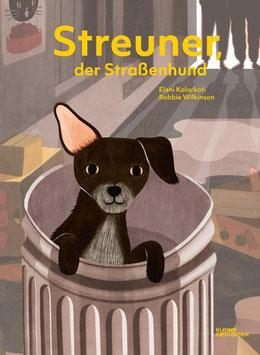 »Streuner, der Straßenhund« - Kleine Gestalten