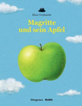 »Magritte und sein Apfel« — Diogenes