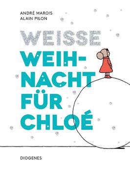 »Weiße Weihnacht für Chloé«  —  Diogenes Verlag