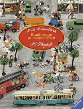 »Mein Wimmelbuch: Rundherum in meiner Stadt«  —  Ravensburger