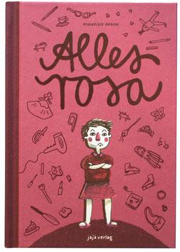 »Alles rosa«  —  Jaja Verlag