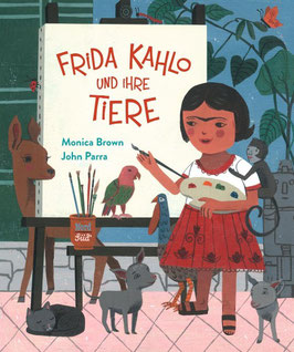 »Frieda Kahlo und ihre Tiere«  —  NordSüd
