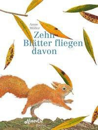 »Zehn Blätter fliegen davon« —Atlantis Verlag