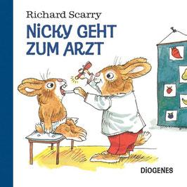 »Nicky geht zum Arzt« - Diogenes Verlag AG