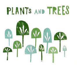 »Plants and Trees« - FRAUKNOPP