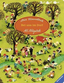 »Mein Wimmelbuch: Bei uns im Dorf«  —  Ravensburger