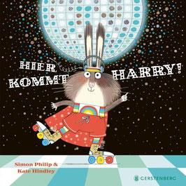 »Hier kommt Harry!« - Gerstenberg Verlag