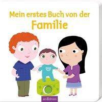 »Mein erstes Buch von der Familie«  —  Ars Edition