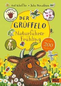 »Der Grüffelo-Naturführer Frühling« - Beltz