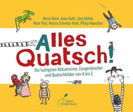 »Alles Quatsch« - Klett Kinderbuch