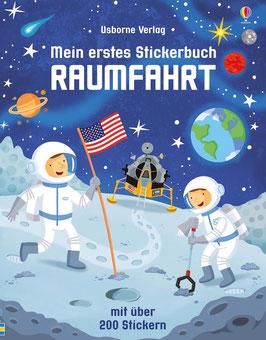 »Mein erstes Stickerbuch - Raumfahrt« - Usborne