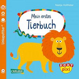 »Mein erstes Tierbuch«  —  Carlsen