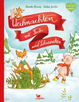»Weihnachten mit Fuchs und Schweinchen« - Magellan