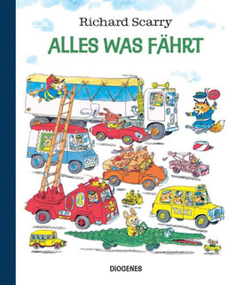 »Alles was fährt – Richard Scarry«  — Diogenes