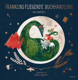 »Franklins fliegende Buchhandlung« - Atrium