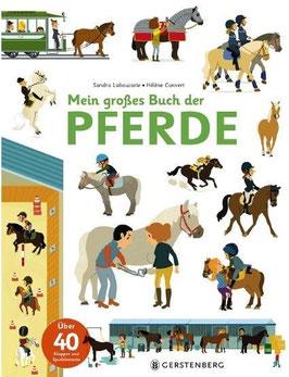 »Mein großes Buch der Pferde« - Gerstenberg