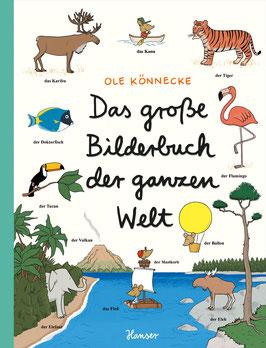 »Das große Bilderbuch der ganzen Welt«  —  Hanser