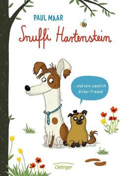 »Snuffi Hartenstein und sein ziemlich dicker Freund« - Oetinger