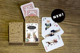 »Spielkarten« — Brigitte Baldrian