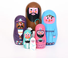 » Studio Matryoshka Crib «  —  OMM Design