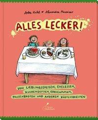 »Alles lecker« - Klett Kinderbuch