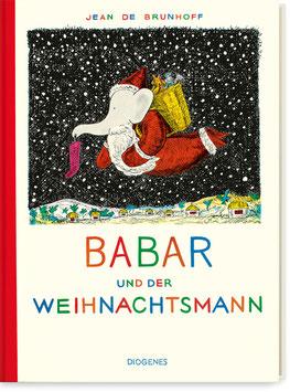 »Babar und er Weihnachtsmann «  —  Diogenes