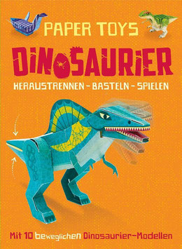 »Paper Toys Dinosaurier« - Panini