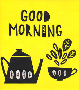 »Good Morning« - FRAUKNOPP
