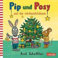 »Pip und Posy und der Weihnachtsbaum«  —  Carlsen Verlag