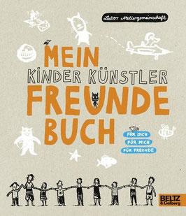 »Mein Kinder Künstler Freundebuch« — Beltz Verlag