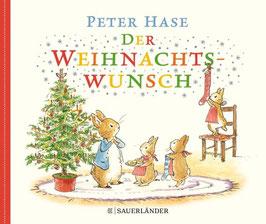 »Peter Hase - Der Weihnachtswunsch«  —  Fischer Verlag