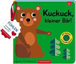 » Mein Filz-Fühlbuch: Kuckuck, kleiner Bär!« - Coppenrath