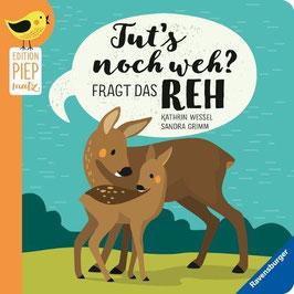 »Mein kunterbuntes Tierbuch«  —  Ravensburger