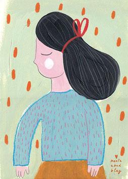 »Kunstdruck What Penny wants«  — 50x70cm  — Marta Abad Blay