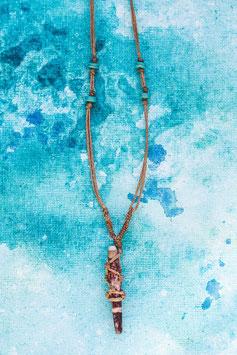 Halskette 'Seeigel'