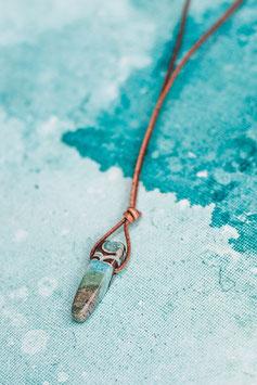 Halskette 'Ocean Jaspis'