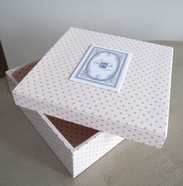 Kit de cartonnage complet spécial débutants tissu 1