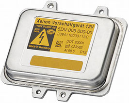 VW Golf Plus 2004-2014  Xenon Steuergerät D1S 5DV 009 000-00