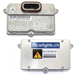 Opel Signum 2003-2005 OEM  Ersatz für HELLA 5DV 008 290-00 Xenon Steurgerät Ballast 12V
