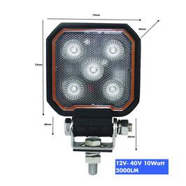 LED 10Watt Arbeitscheinwerfer 12-38V Osram Chip