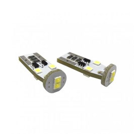 LED Standlicht W5W (T10) 4000K - 2er Set. Hypercolor