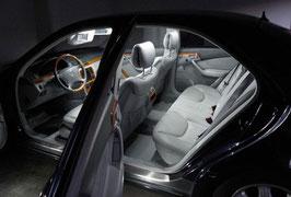 BMW 3er E46 Limousine LED SET INNENRAUM 14Stk.