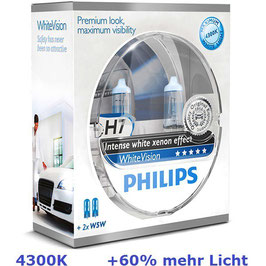 H7+W5W - PHILIPS WhiteVision - DUO-Box
