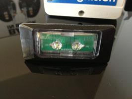 SKODA Oktavia LED  Kennzeichen Leuchte