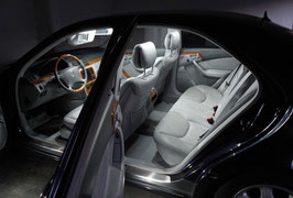 RENAULT CLIO III ( TYP R ) LED SET Innenraum
