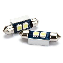 Kennzeichen Beleuchtung SOFFITTEN LED 36MM CANBUS PLATINIUM 12V