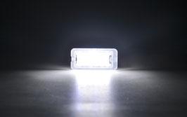 2 Stk. LED Kennzeichenleuchte FIAT ABARTH 500 canbus Fehlerfrei