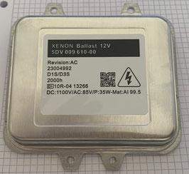 Xenon Steuergerät  Ersatz Hella: 5DV 009 610-00